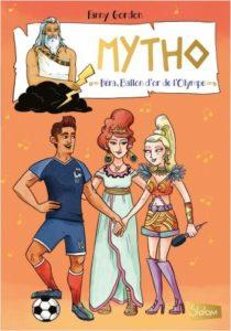 Mytho - Héra Ballon d'or de l'Olympe
