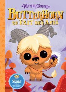 Butterhorn se fait des amis