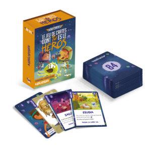 Le jeu de cartes dont tu es le héros - Astrodyssée