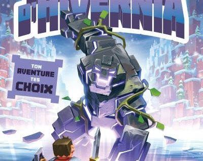 Minecraft - La Légende d'Hivernia L'Ombre des Monts Brisés