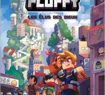 Frigiel et Fluffy - Cycle des Saintes Îles T1 - Les Élus des dieux