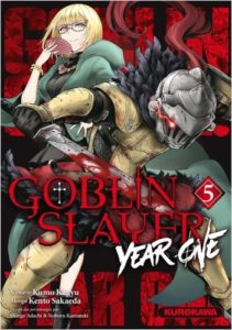 Goblin Slayer Year One T5