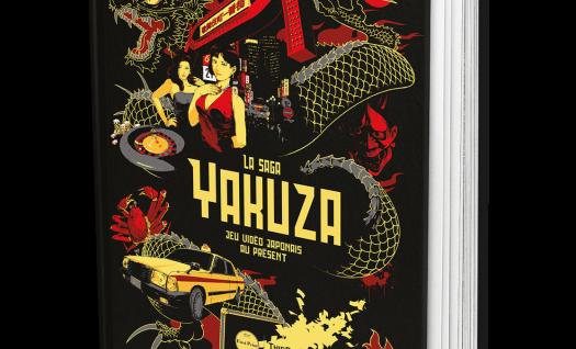 La Saga Yakuza - Jeu vidéo japonais au présent