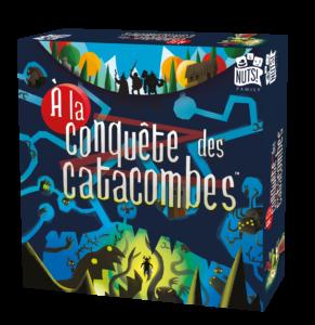 À la conquête des catacombes