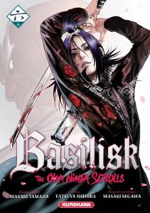Basilisk - The Ôka Ninja Scrolls T6