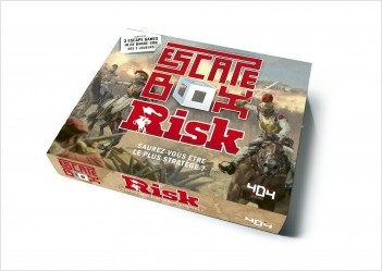 Escape Box RISK