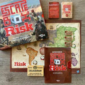 Escape Box RISK
