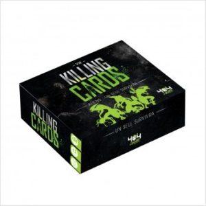 Killing cards - Aliens : un seul survivra