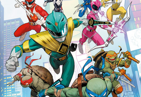 Power Rangers & Tortues Ninja T1