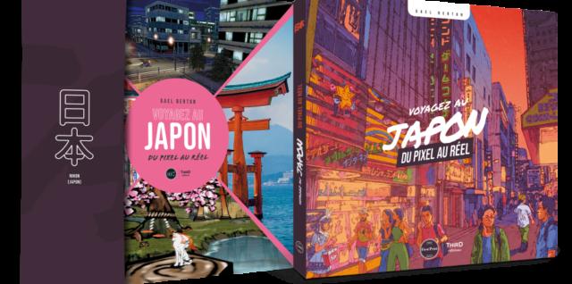 Voyagez au Japon- Du pixel au réel