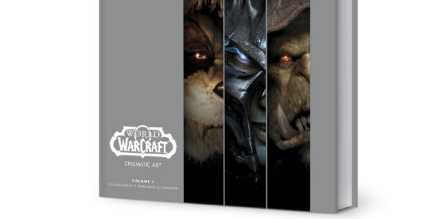 World of Warcraft Cinematic Art Volume 1