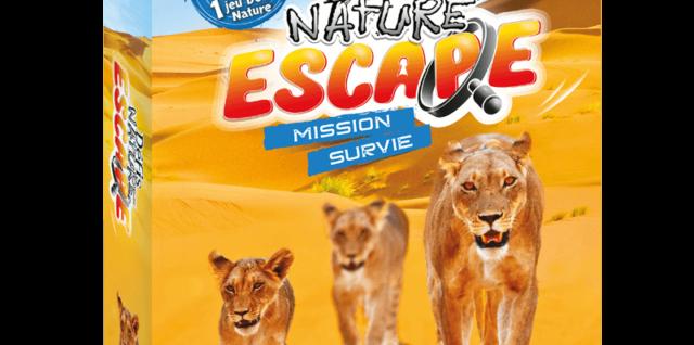 Défis Nature Escape - Opération Survie