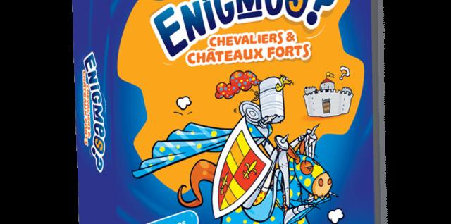 Énigmes - Chevaliers et châteaux forts