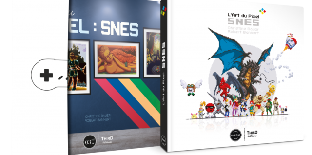 L'Art du Pixel : SNES
