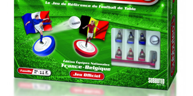 Subbuteo France Belgique