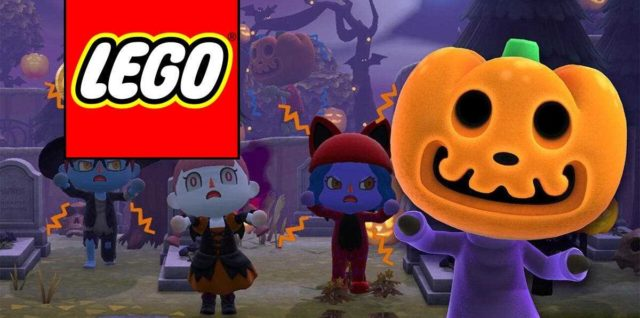 LEGO DOTS et Animal Crossing : New Horizons