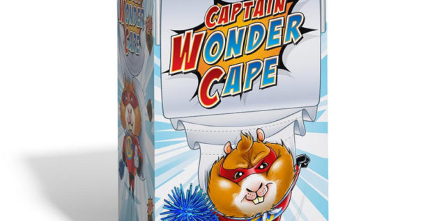 Captain Wonder Cape