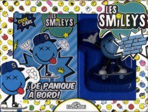 Coffrets Les Smileys - Princess of Smile et Cool Carl