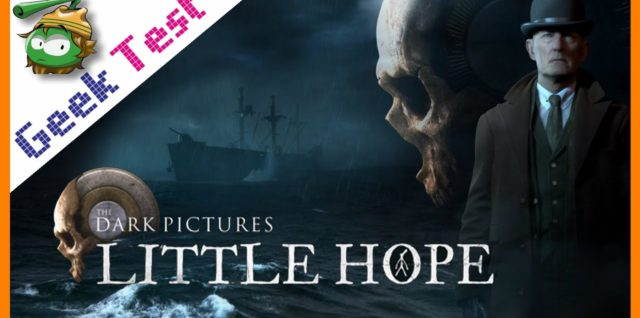 Let's Play The Dark Pictures Anthology: Little Hope