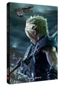 Livre de cartes postales Final Fantasy VII Remake