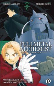 Romans Fullmetal Alchemist - T5-6.