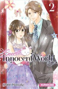 Secret innocent world T2