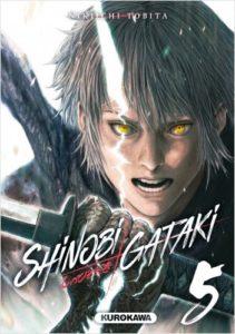 Shinobi Gataki T5