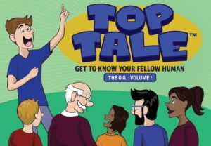 Top Tale: Get To Know Your Fellow Humans