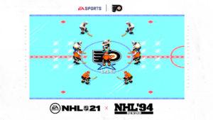 NHL 21 NHL 94