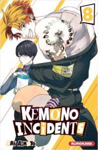 Kemono Incidents T8