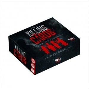 Killing cards - Mafia un seul survivra