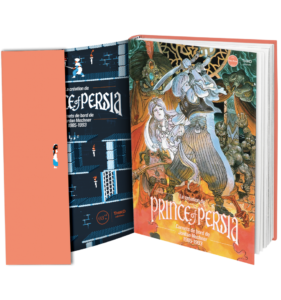 La création de Prince of Persia - Carnets de bord de Jordan Mechner 1985-1993