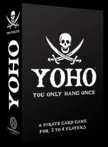 YOHO - You Only Hang Once
