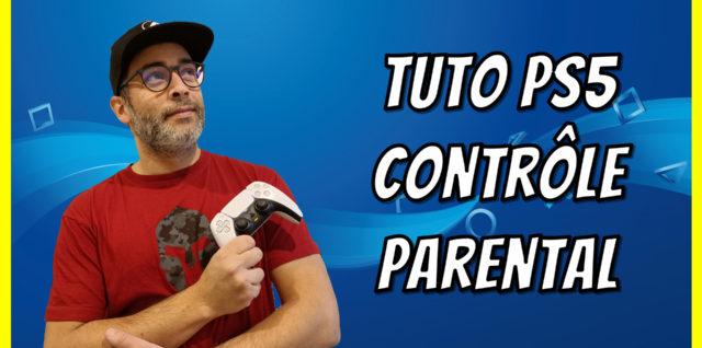 Contrôle Parental PS5