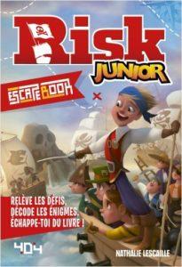 Escape book Risk Junior