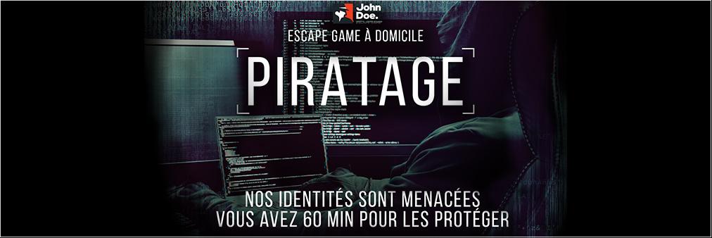 Escape Game John Doe