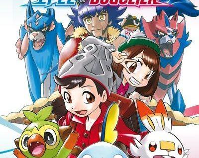 Pokémon Épée et Bouclier T1