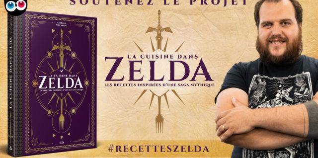 Gastronogeek - La Cuisine dans Zelda