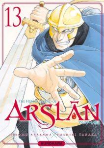 The Heroic Legend of Arslân T13