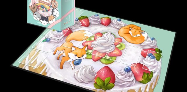 tapis de jeu Frenemy Pastry Party