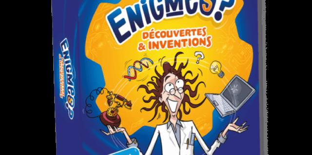 Énigmes - Découvertes et Inventions