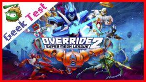 Let's Play Override 2: Super Mech League + DLC Ultraman