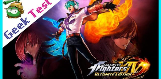 The King Of Fighters XIV Ultimate Edition