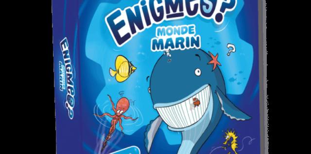 Énigmes - Monde Marin