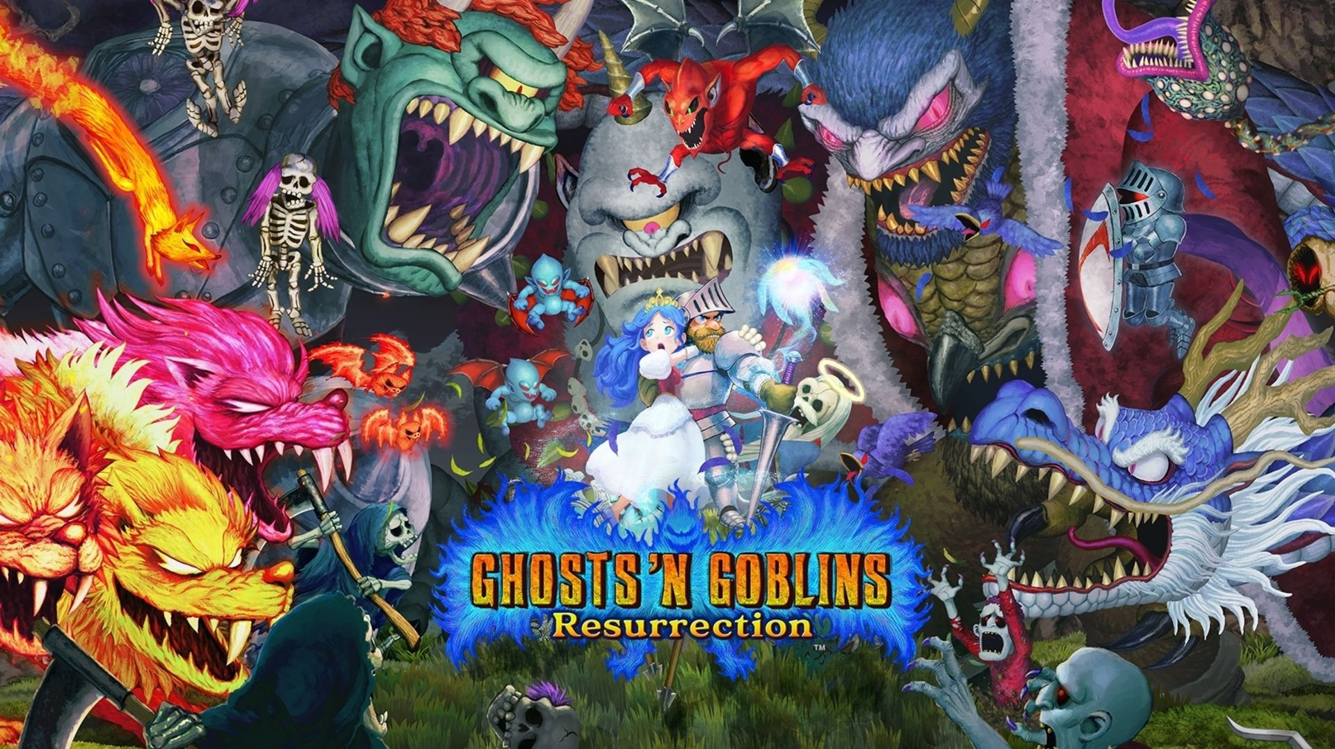 Ghosts n' Goblins Resurrection