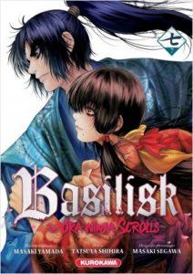 Basilisk - The Ôka Ninja Scrolls T7
