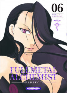 Fullmetal Alchemist Perfect T06