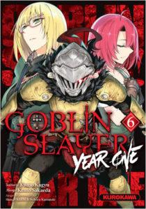 Goblin Slayer Year One T6