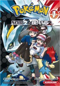 Pokémon Noir 2 et Blanc 2 T1
