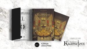 Explorer Kaamelott - Les dessous de la Table ronde